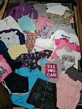#605💜 Huge Bundle Of Girls Clothes 9-10years NEXT GEORGE ZARA RIVER NIKe NAMEit