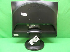 """Viewsonic VG2030WM 20"""" LCD Monitor with Built in Speakers *Tested Working*"""
