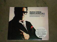 Raphael Sebbag Beyond Borders Vol. 1 Japan CD sealed