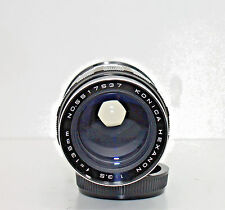 Konica Hexanon f = 135mm 1:3.5 Zoom Lens 135/1:3.5 O/OM Olympus Mount - Free S&H