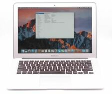 Portátiles de Apple MacBook Air de Año de lanzamiento 2011 con 128GB de disco duro