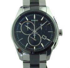 Rado reloj cronógrafo hyperchrome r13485453 PVP 2050 € uro nuevo embalaje original