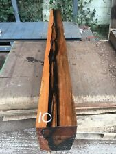 African Ebony Special Grade Logs/Billets/Exotic Wood