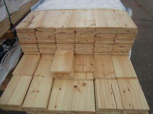 Pine Floor Boarding WIDE 190 mm