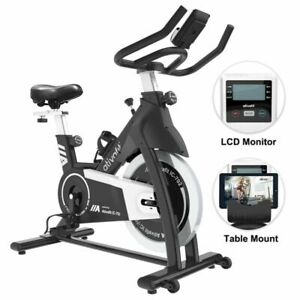 Professional Exercise Bike Spin Bike Indoor Exercise Bike Home Mute Gym