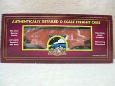 MTH 20-97415  Frisco 2-Bay Offset Hopper w/ Coal Load - O Gauge