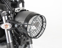 Triumph Bonneville T120//Black Headlight Grill Black HEPCO /& BECKER From 2016