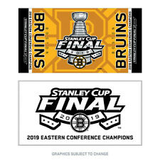 2019 Stanley Cup Eastern Conference Champion Locker Room Towel Boston Bruins