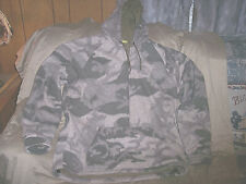 Wool Hunting Jacket Mens Large Wool Hooded Camo Jacket Hunting Jacket Windproof