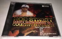 New Sealed Rod Street Gangsta Groove Bangerz Vol 1 Rap CD Yo Gotti Cash Money