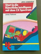Start in die Künstliche Intelligenz mit dem ZX Spectrum - Erste Auflage von 1985