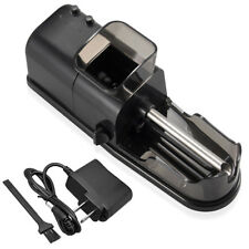Electric Cigarette Roller Rolling Machine Automatic Tobacco Injector Wrap Maker
