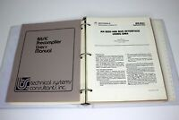 FLEX Disk Operating System Manuals Vintage Computing Technical Systems Consultan