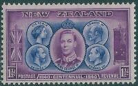 New Zealand 1940 SG615 1½d British Monarchs KGVI MNH