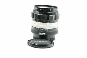 Nikon Nikkor Non-AI 35mm f2 O Lens 35/2 #368