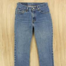 vtg usa made LEVI'S 517 fit boot cut low rise 5 M tag faded distressed 80's 90's