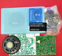 DIY Kits Superheterodyne Radio Receiver 6 Transistor +sch