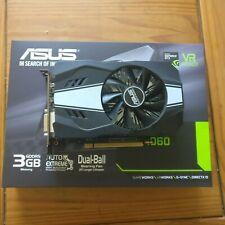 ASUS GeForce GTX 1060 Phoenix 3GB GDDR5 Graphics Card GPU