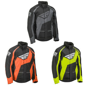 Men's FLY Racing Outpost Jacket Snowmobile Jacket Adult Snow Coat Winter