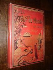 LE TOUR DU MONDE EN FAMILLE - Lady Brassey 1885