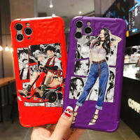 ONE PIECE Luffy Fashion Phone Case For iPhone 11 Pro Max 7Plus/8Plus Xs Xr SE2