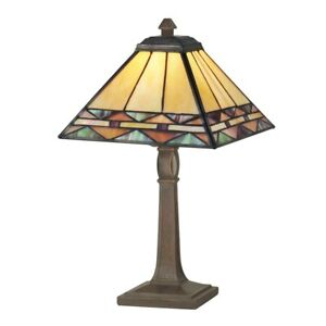 Dale Tiffany Slayter Accent Lamp - TA70678