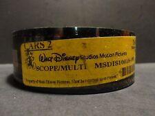 CARS 2 Disney Pixar 2009 35mm trailer SCOPE 2min 08secs Collectible Movie  Cells