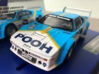 """Carrera Digital 132 30830 BMW M1 Procar """"Sauber Racing No. 90"""", Norisring 1980"""