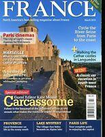 France Magazine March 2013 Carcassonne EX No ML 012517jhe