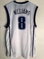 Adidas NBA Jersey Utah Jazz Deron Williams White sz L