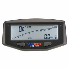 A1500 Digital Speedometer Tacho Speedo with Battery suit Honda XR650 XR650R etc