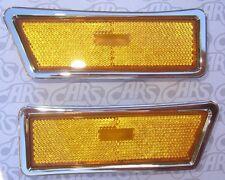 1970 1971 1972 Buick Skylark GS GSX Front Marker Lamps. OEM #917617, 618. ML702F