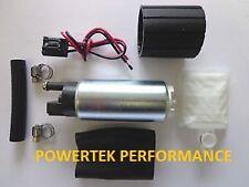 Uprated 255 LPH GSS341/2  Electric Fuel Pump For Subaru Impreza Wrx Sti P1 Turbo