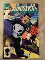 MARVEL PUNISHER #4 1987 CGC 9.2 WHITE PAGES 1ST MICROCHIP NEWSSTAND UPC