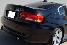 für BMW E92 E93 Kofferraumklappe Heckspoiler Abrisskante Spoiler Saphirschwarz