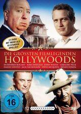 DIE GRÖßTEN FILMLEGENDEN HOLLYWOODS 12  DVD NEU J.NICHOLSON/D.DEVITO/O.WELLES/+
