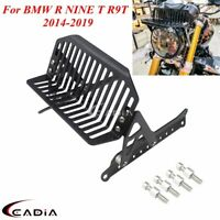 FOR BMW R NINE T R9T 14-19 MOTORCYCLE LUGGAGE RACK FRONT HEADLIGHT UPPER RACK