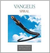 Vangelis - Spiral (Remastered) (NEW CD)