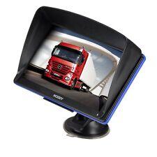"7"" 8GB Truck Car GPS Navigation Lorry Sat Nav Bluetooth Navigator Free Map"
