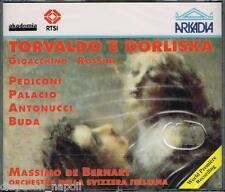 Rossini: Torvaldo e Dorliska / De Bernart, Palacio, Pediconi, Antonucci - CD