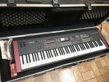 Yamaha MOXF8 Motif 88 key piano keyboard synthesizer