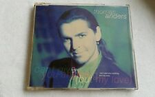 THOMAS ANDERS Cant Give you Anything But My Love 4 Track Maxi CD ink. Spanish