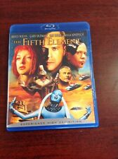THE FIFTH ELEMENT Blu-Ray Disc DVD Bruce Willis