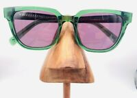 Shwood Prescott Green Oval Sunglasses Eyeglasses Frames USA