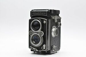 [ EXC Lecture] Rolleiflex 3.5A MX Tlr Tessar 75mm f3.5 T Carl Zeiss Jena Japon