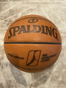 NBA 2006 Official Game Ball Spalding Synthetic D-League Los Angeles D-Fenders