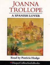 A Spanish Lover by Joanna Trollope (Audio cassette, 1993)  Very Good Condition