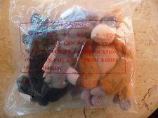 NEW!!  Disney JUNGLE BOOK Mini Bean Bag Plush Set of 3 MWT in Original Package