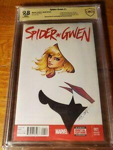 Spider-Gwen #1 CBCS 9.8 Sketch Original Art by Sorah Suhng