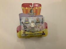 Chef Duff Minimates Box Set New Sealed Charm City Cakes Minimate Figures - Rare
